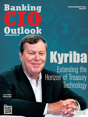 Kyriba: Extending the Horizon of Treasury Technology